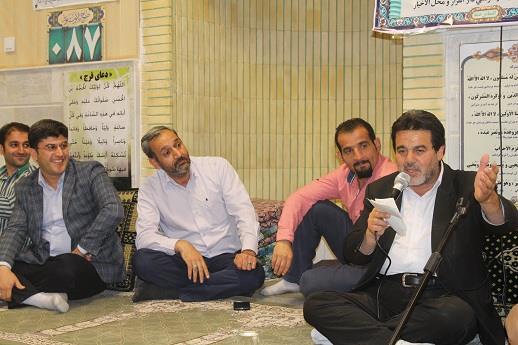 برگزاری جشن ولادت امام زمان (عج)در شرکت غله استان سمنان